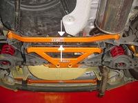 SUMMIT J-M3-12R Распорка задняя нижняя для Ford Focus