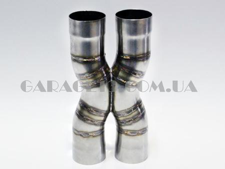 Универсальный X-pipe 2,5'