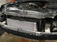 Интеркулер BMW e60