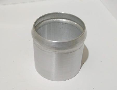 Штуцер алюминиевый приварной 25мм