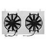 MISHIMOTO MMFS-S13-89SR Пластина с вентиляторами для NISSAN 240SX S13 SR20DET 89-94