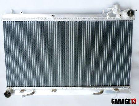 Радиатор ОЖ увеличенного объема - Impreza/Forester