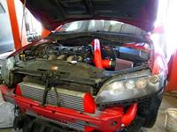 Интеркулер Mazda 6 MPS