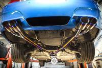 BMW M5 E60 Титановая выпускная система