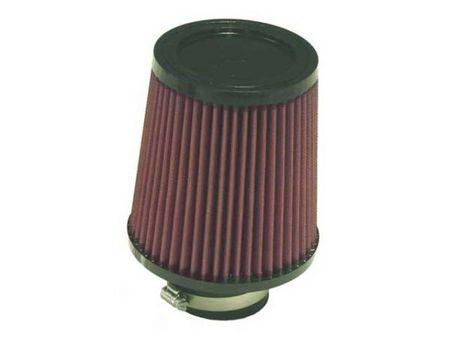 """K&N RU-4870 Фильтр резиновый универсальный вход 70мм (2,75"""")"""